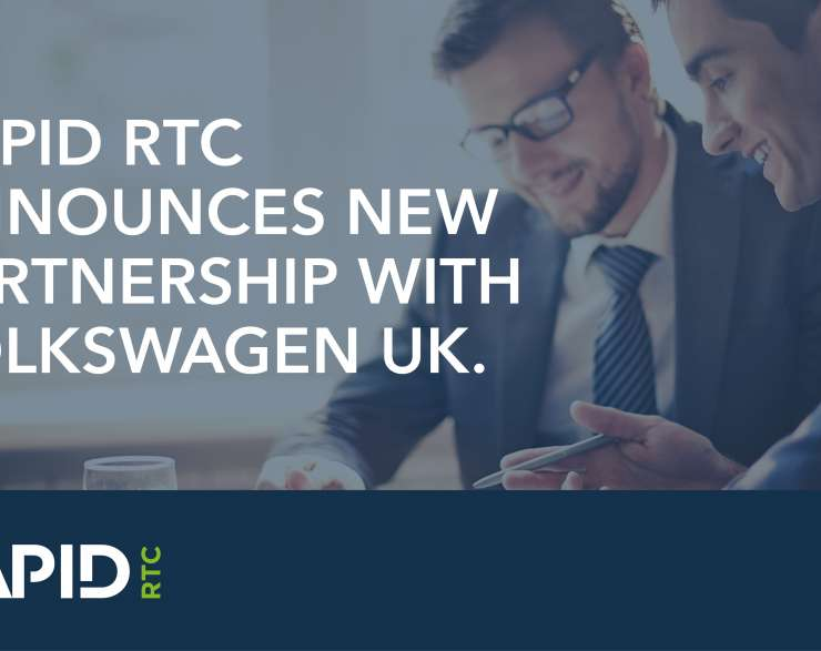 RAPID RTC: Canadian-Based Company Announces Exciting Partnership with Volkswagen UK