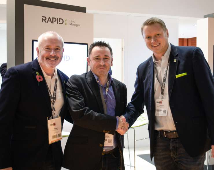 RAPID RTC expands global footprint with Irish launch
